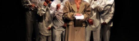 Osonó - Interjú az olaszországi színházi projekt bemutatója kapcsán
