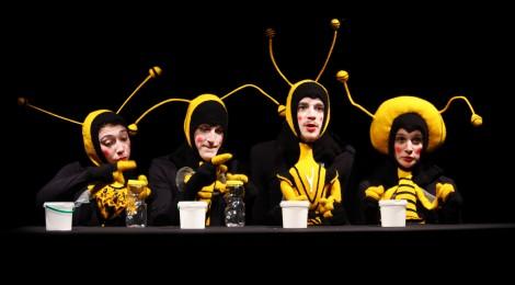 Bodó Márta: Méh-játék