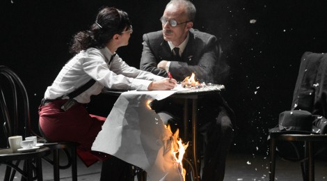 Molnár Bence: Két hónap kávézás Purcăretével