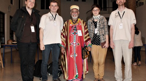 Afrikai színházfesztiválon az Osonó
