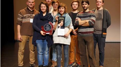 Díjat kapott az Osonó a 29. Theatra Nemzetközi Színházi Fesztiválon