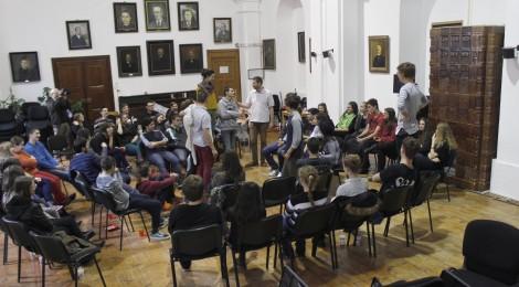 Magyarországon és Kárpátalján tart előadásokat az Osonó Színházműhely