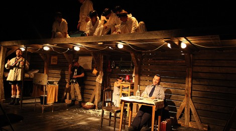 Elkészült az Osonó Színházműhely és az Andrei Mureșanu Színház koprodukciója