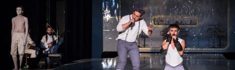 Az Úrhatnám polgár a Thália Színház színpadán