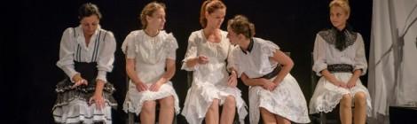 Befejeződött a csoportvezetők és pedagógusok drámatábora