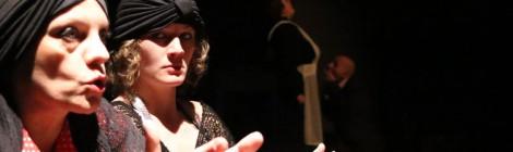 Czvikker Katalin: Nők az erdélyi színházban, avagy a kisebbség kisebbségben