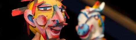 Az Ariel Színház vendége a pécsi Bóbita Bábszínház