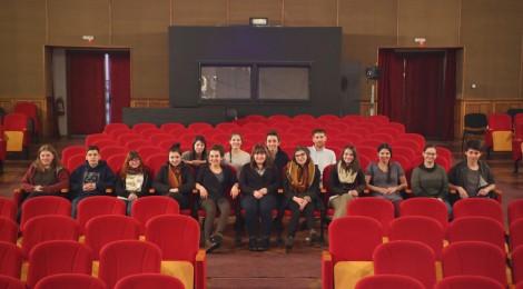 Gyimesi tanulmányúton a sepsiszentgyörgyi drámás diákok