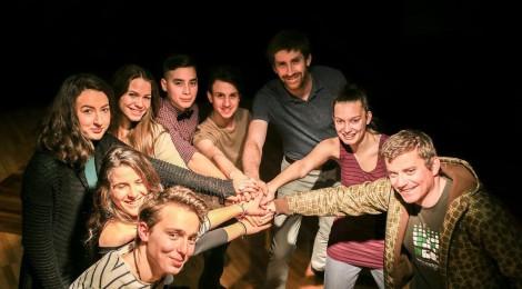 Budapesten tart előadásokat az Osonó Színházműhely