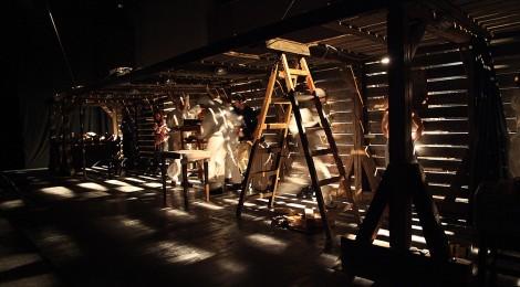 Sepsiszentgyörgyön az Osonó Színházműhely és az Andrei Mureșanu Színház koprodukciója