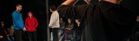 Győrfi Kata: Elmegyünk egymás előadásaira