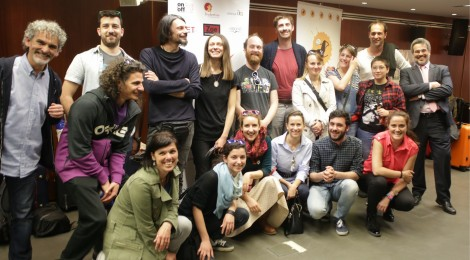 Spanyolországi színházi konferencián mutatkozott be az Osonó