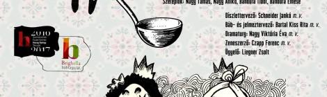 Családi bábszínházi előadást hirdet a Brighella Bábtagozat