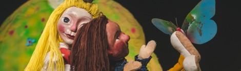 Drámajátékokkal egybekötött előadás a Puck Bábszínházban