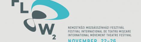 FLOW2 Nemzetközi Mozgásszínházi Fesztivál Sepsiszentgyörgyön