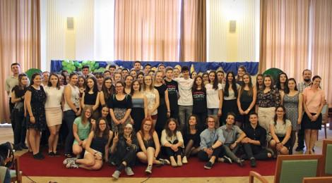 Szentesi tapasztalatcserén a sepsiszentgyörgyi drámatagozat diákjai