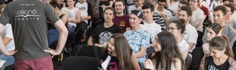 Osonó előadás és műhelyfoglalkozás a budapesti Ifjúsági konferencián