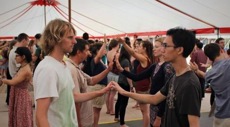 Budapesten előadásokat, Ausztriában műhelyfoglalkozásokat tart az Osonó Színházműhely