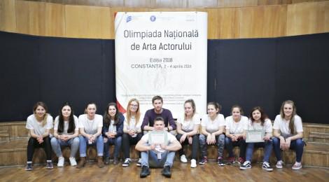 Országos első és második díjban részesültek a sepsiszentgyörgyi drámatagozat diákjai