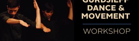 Kovács Emese: A testem és én. Gurdjieff-féle mozgásworkshop a Shoshinnál