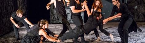 Évadnyitó Danse Noir Sepsiszentgyörgyön