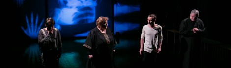 A marosvásárhelyi színház három előadása Kisinyovban