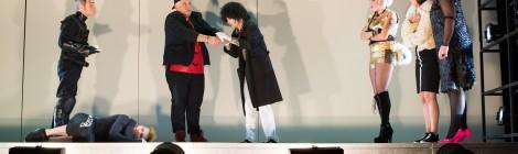 A 9. IFESZT vendége a  szatmárnémeti Tévedések vígjátéka