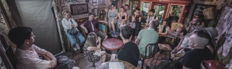 Porogi Dorka: Budapest Micro a Szimpla Kertben
