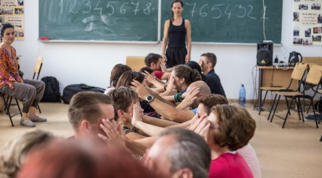 Felnőttek számára indul színházi nevelés képzést Sepsiszentgyörgyön