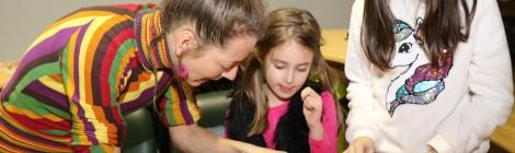 Adventi kézműves foglalkozások a Brighella Bábtagozattal