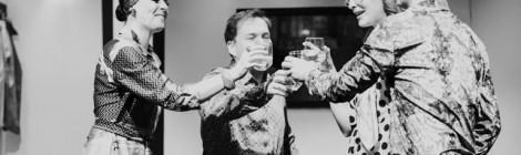 Abigail bulija három színház koprodukciójának bemutatója