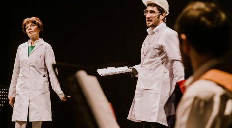 Tévedések tárháza és Tündérország januárban a marosvásárhelyi színház műsorán