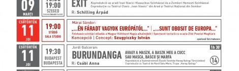 Különjárat a temesvári Csiky Gergely Állami Magyar Színházban