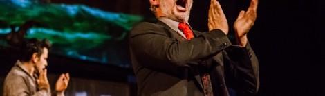 RICHARD BALINT színművész nyerte  a legjobb férfi mellékszereplő UNITER-díját