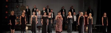 Gálaműsorral zárja a színházi évadot a Harag György Társulat