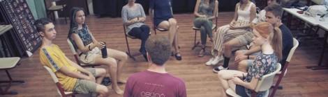 Véget ért az Osonó budapesti drámatábora