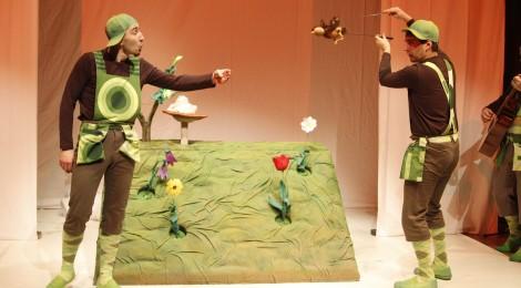 Az Évszakokkal indítja az évadot az Ariel Színház