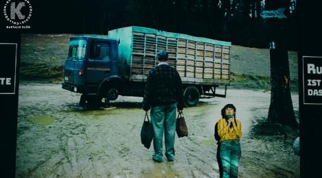 Zárug Berni: Kisebbségi apakollázs