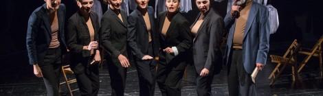 Kányádi-est a Tamási Áron Színházban