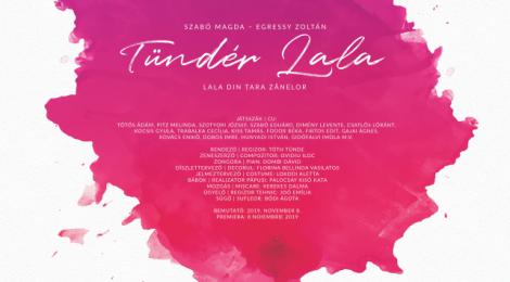 Színház az egész családnak - Tündér Lalát mutatja be a Szigligeti Színház