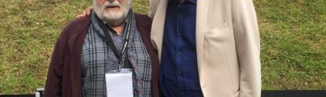 Marcel Iureș és George Banu beszélgetése az UTE Festen