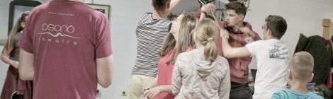 Magyarországon tart műhelyfoglalkozásokat az Osonó Színházműhely