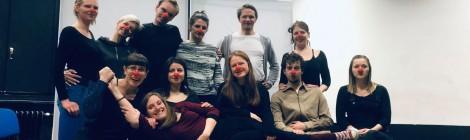 A budapesti Nyitott Kör vendége volt a Tomcsa Sándor Színház