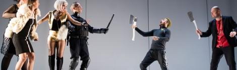 Március 24-től látható a szatmári színház Tévedések vígjátéka a Youtube-on