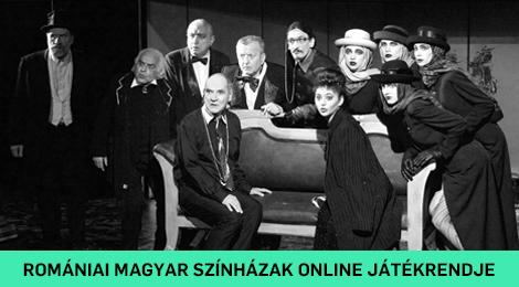 Mi és hol látható? − A romániai magyar színházak online játékrendje