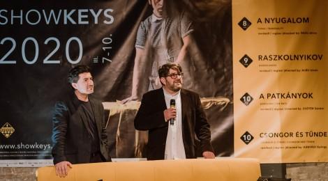 SHOWKEYS 2020 - 75. évadát ünnepelte a Tompa Miklós Társulat