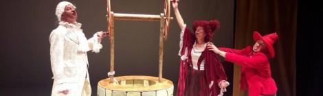 Az Ariel Színház is közzéteszi Tejkút című előadását