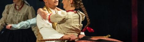 A tánc világnapjára - Nagyvárad Táncegyüttes