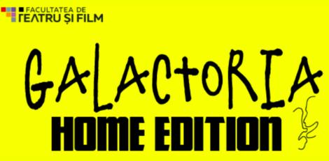 Galactoria Home Edition