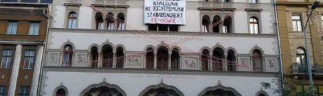 Határon túli egyetemi oktatók szolidaritási nyilatkozata  a Színház- és Filmművészeti Egyetemmel